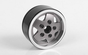 "Dome Spoked 1.9"" Classic Beadlock Wheels"