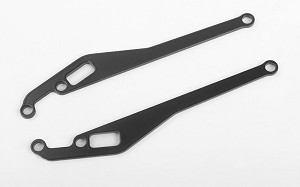 Lower Front Link Kit for Capo Racing Samurai 1/6 RC Scale Crawler (Stainless Steel)
