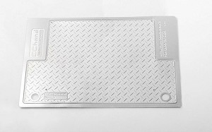 Diamond Plate Rear Cargo for Capo Racing Samurai 1/6 RC Scale Crawler