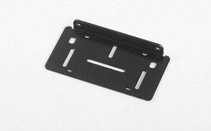 Rear License Plate Holder for Capo Racing Samurai 1/6 RC Scale Crawler