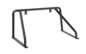 Steel Tube Roll Bar for Vanquish VS4-10 Origin Halfcab Body (Black)