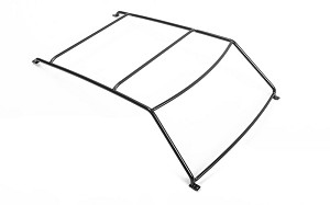 Exterior Steel Roll Cage for JS Scale 1/10 Range Rover Classic Body