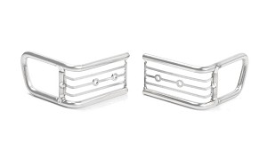 Rear Light Guards for for Traxxas Mercedes-Benz G 63 AMG 6x6 (Silver)