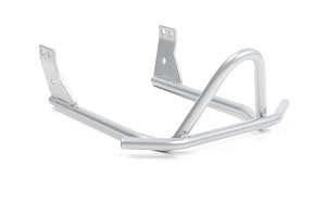 Steel Stinger Front Bumper for Axial 1/10 Capra 1.9 Unlimited Trail Buggy (Silver)