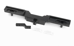 Oxer Rear Bumper w/ Towing Hook and Brake Lenses for Traxxas Mercedes-Benz G 63 AMG 6x6
