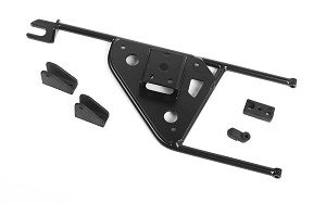 Spare Wheel and Tire Holder for RC4WD Gelande II 2015 Land Rover Defender D90 (Pick-up/SUV)