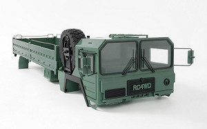Mil-Spec Assembled Hard Body Set (Green)