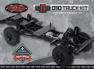 "RC4WD Gelande II Truck Kit ""LWB"" 1/10 Chassis Kit"