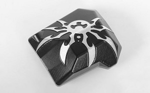 RC4WD Poison Spyder Bombshell Diff Cover for Traxxas TRX-4