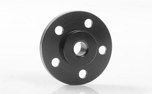 "Narrow Stamped Steel Wheel Pin Mount 5-Lug for 1.9"" Wheels"