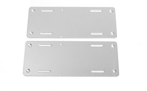 Battery Mounting Plate for Carbon Assault 1/10th Monster Truck