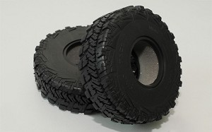 "Two Face 2.2"" Offroad Scale Tires"