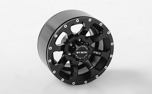 "RC4WD Mickey Thompson Metal Series MM-366 1.9"" Beadlock Wheels"