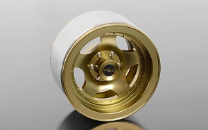 "Breaker 1.9"" Beadlock Wheels (Gold)"