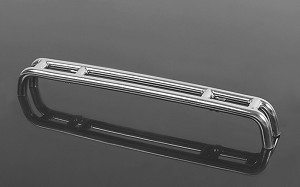 Steel Tube Rear Bumper for Tamiya Hilux & Bruiser (Silver)