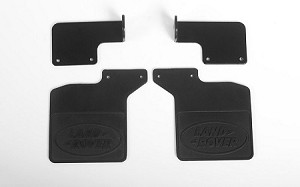 Rear Mud Flaps for Traxxas TRX-4