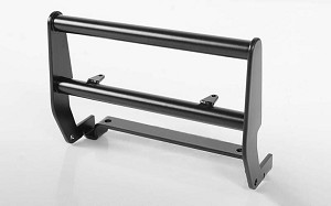 Cowboy Front Grille Guard for Traxxas TRX-4 '79 Bronco Ranger XLT (Black)