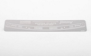 Metal Windshield Cover for MST 1/10 CMX w/ Jimny J3 Body