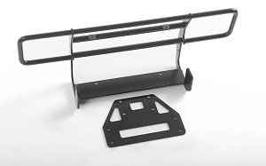 Ranch Front Bumper for Capo Racing Samurai 1/6 RC Scale Crawler (Black)