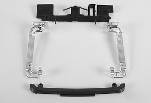 Gelande II D90 Front/Rear bumper w/Side Sliders