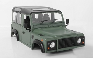 1/10 Gelande II D90 Limited Edition Pre-painted Green Body