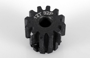 12t 32p Hardened Steel Pinion Gear