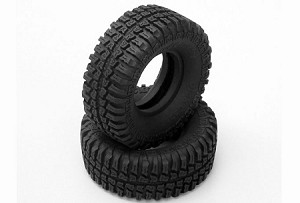 "RC4WD Dick Cepek 1.9"" Single Mud Country Scale Tire"