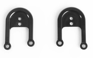 Rear Shock Hoops for Gelande 2 Chassis