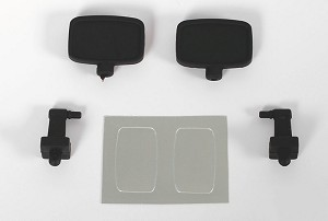 RC4WD Super Scale 1/10 Rubber Mirror (Style B)