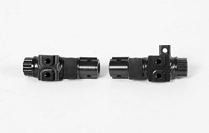 D44 Narrow Front Axle Tubes (SCX10 Width)