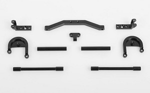 4 Link Kit For Trail Finder 2 Short WB Rear Axle