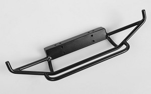 Tough Armor Tube Front Winch Bumper for Vaterra Ascender
