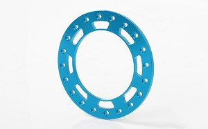 "Replacement Beadlock Rings for TRO 1.7"" Wheels (Blue)"