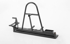 Rear Swing Away Tire Carrier Bumper for Traxxas TRX-4