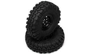 "Rock Stompers 1.55"" Offroad Tires"