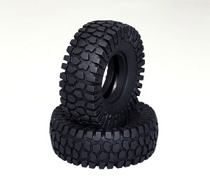 "Rock Crusher II X/T 1.9"" Tires"