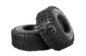 "RC4WD Dick Cepek 2.2"" Mud Country Scale Tires"