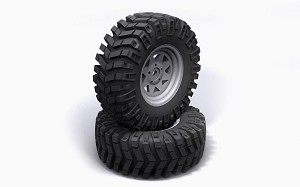 "Prowler XS Scale 1.9"" Tires"