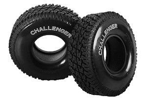 "Challenger 1.9"" Scale Tires"