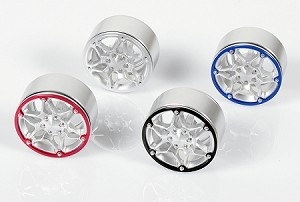 "Revolution 1.9"" Beadlock Wheels"